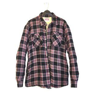 Wrangler Fur Flannel